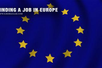 5 پیشنهاد برای پیدا کردن شغل در اروپا