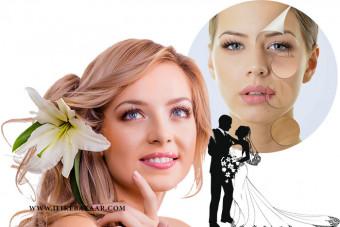 روش های ساده برای مراقبت از پوست قبل از عروسی