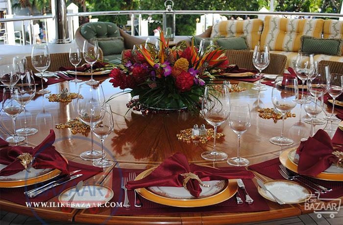 تصویر شماره بهترین غذاها برای شام عروسی کدامند