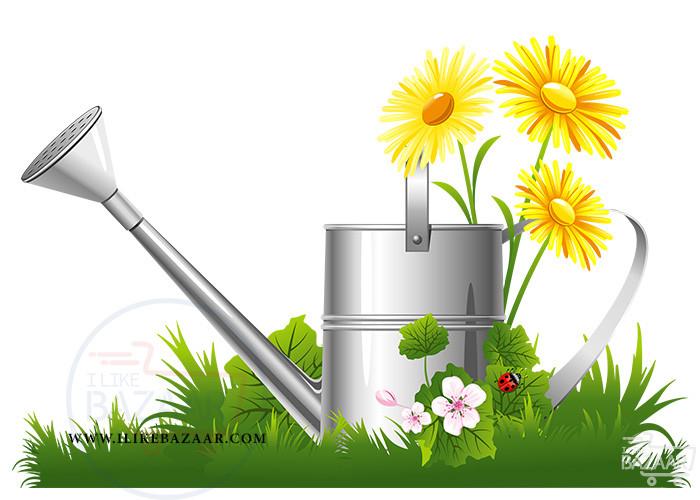 تصویر شماره 4 روش رایج برای آبیاری محصولات کشاورزی